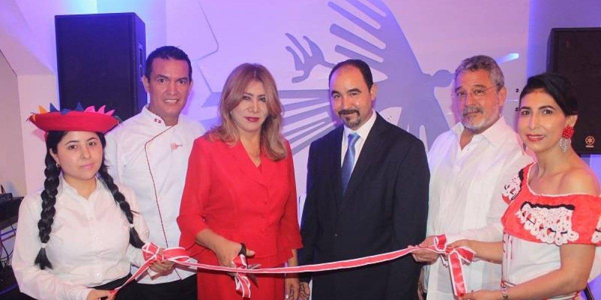 #TeVimosEn: Apertura nuevo espacio gastronómico Ceviche Punto y Coma