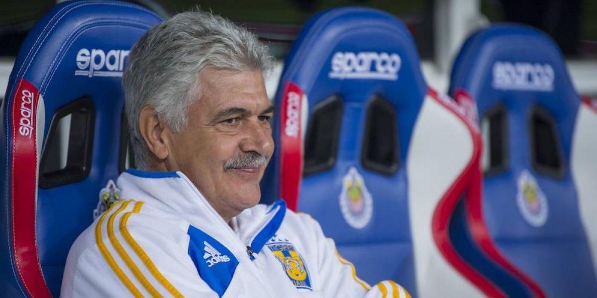 Tuca Ferretti aplaude la llegada del Tata Martino