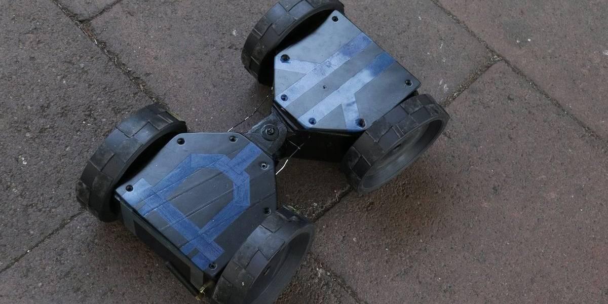 México: Alumnos del IPN crean robot para rescate en caso de sismo