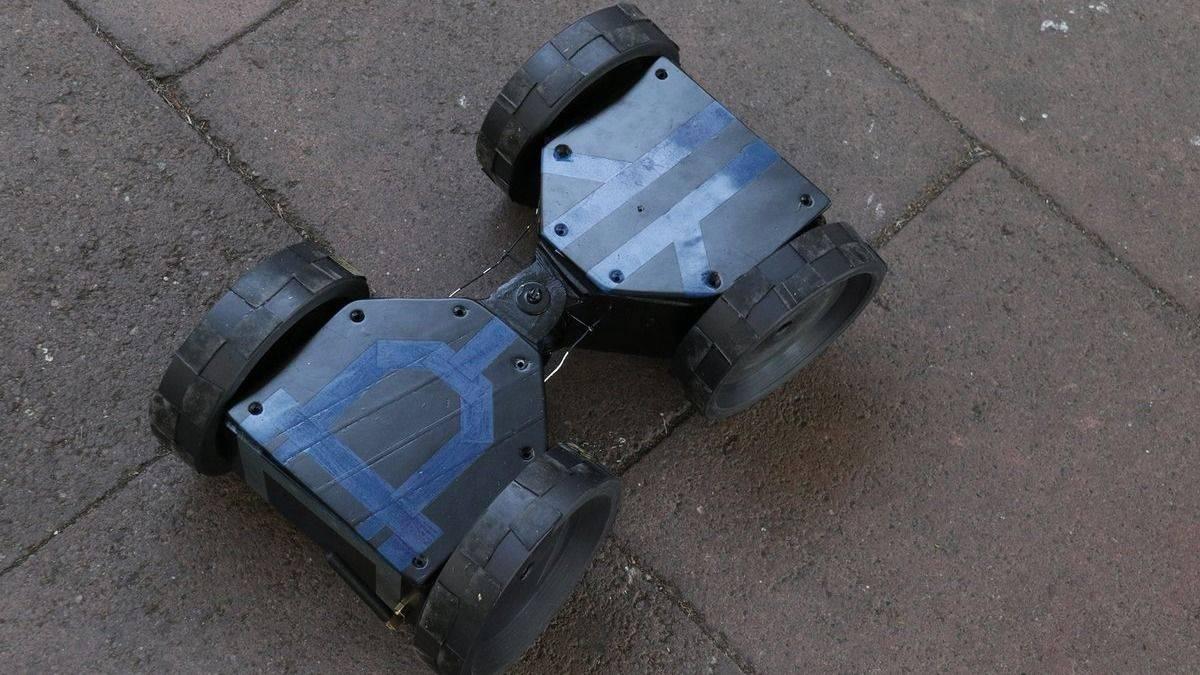 IPN Robot rescate