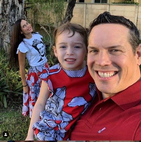 Alejandra está casada con el actor venezolano Jorge Reyes Instagram