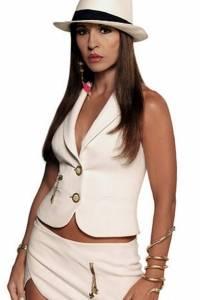 """""""Lucrecia Rivas"""", interpretada por la diva colombiana Amparo Grisales."""