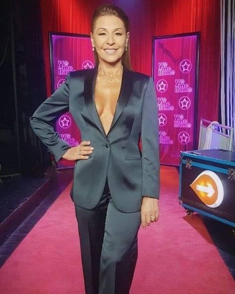 """Así luce ahora Amparo Grisales. qiuien interpretó a """"Lucrecia Rivas"""""""