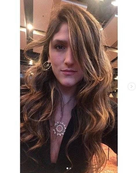 Andrea Gómez ahora se dedica al diseño de joyas. Instagram