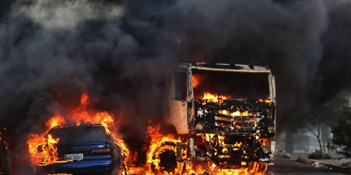 Ciudad brasileña sufre 41 ataques incendiarios y espera refuerzos de Jair Bolsonaro