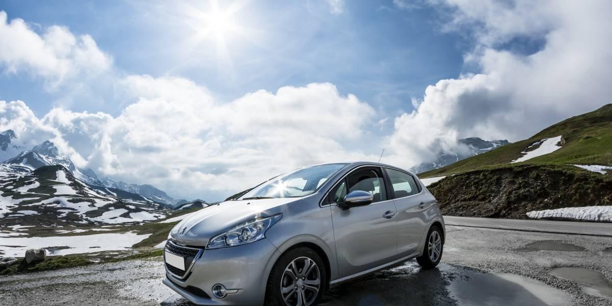 ¿Cómo proteger el auto del sol y las altas temperaturas?