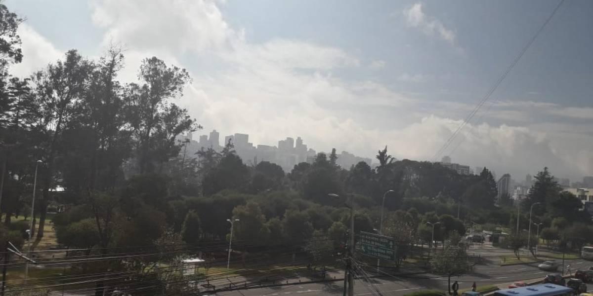Pronóstico del tiempo para este 7 de enero: Lluvias en varios sectores de Quito durante la tarde