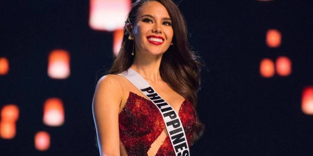 Miss Universe: Catriona Gray celebrated her birthday with this spectacular image