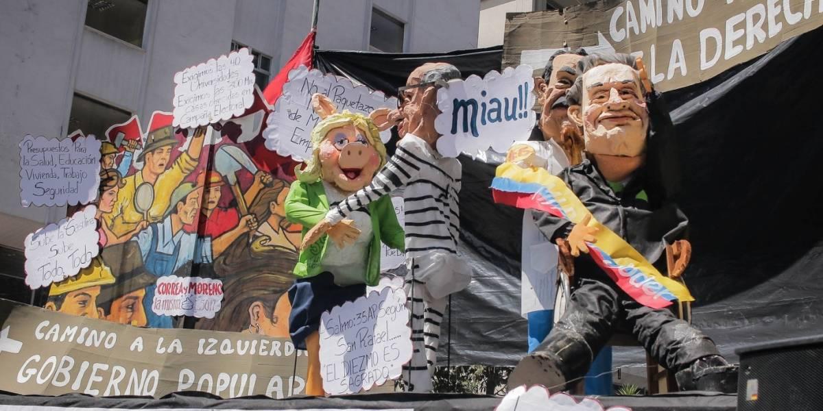 Festival de Años Viejos: Trabajo en conjunto tiene éxito