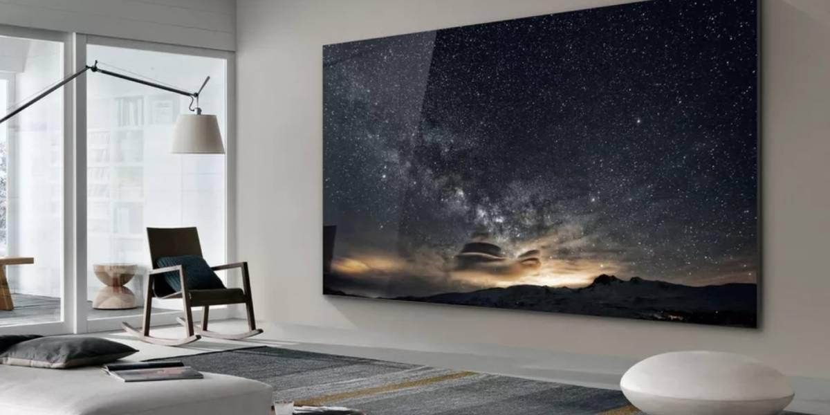 Samsung presentó un televisor modular en #CES2019