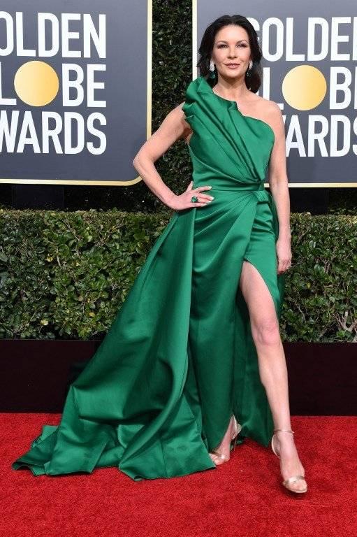 Catherine Zeta- Jones