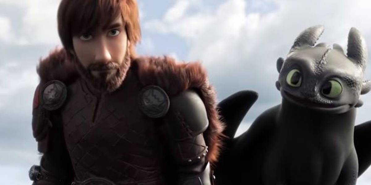 """""""Cómo entrenar a tu dragón 3"""" se prepara para un épico final"""