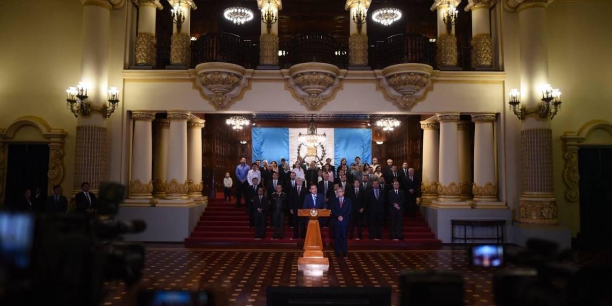 Estas fueron las reacciones tras la conferencia de prensa del presidente Morales
