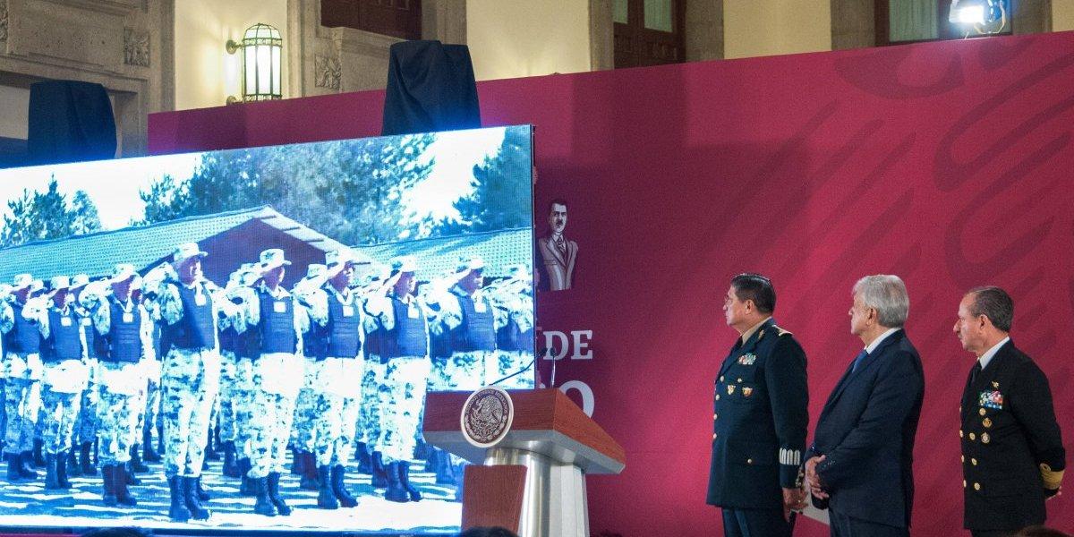 Congreso de la Unión convoca a extraordinario para abordar Guardia Nacional