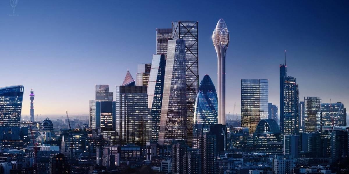 Un tulipán gigante podría florecer en Londres