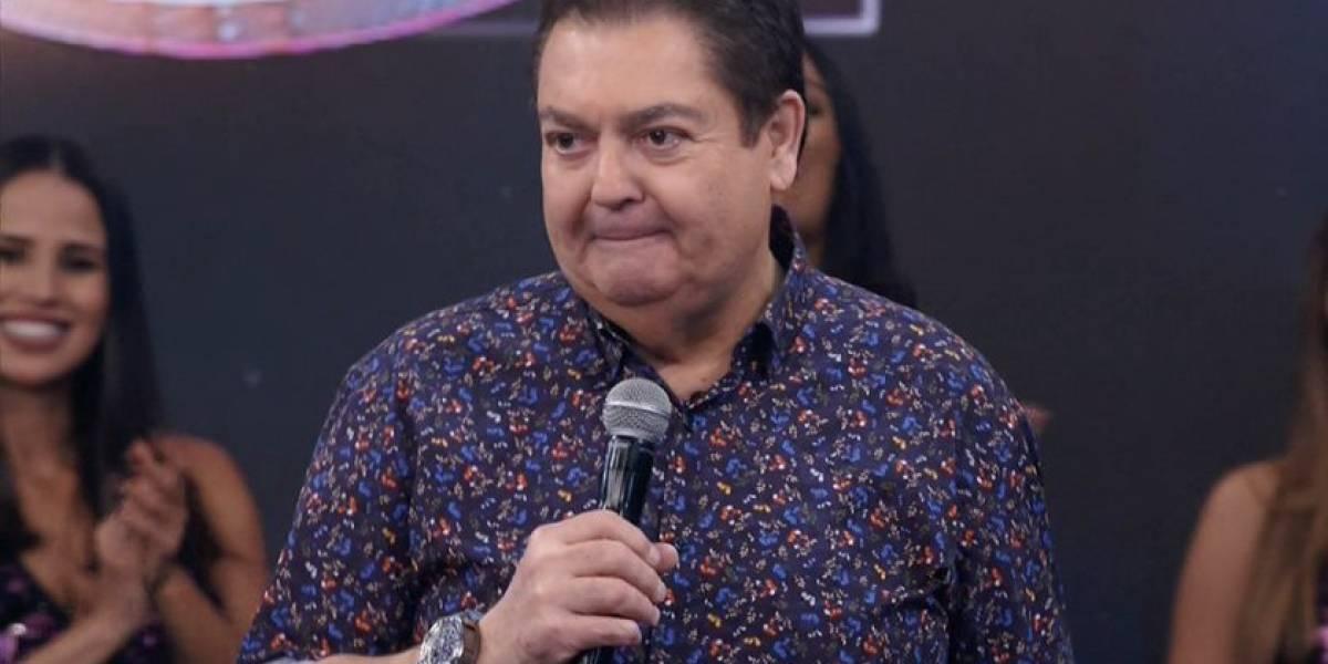 'É um idiota que está ferrando com todo mundo', diz Faustão em programa; internautas associam a Bolsonaro