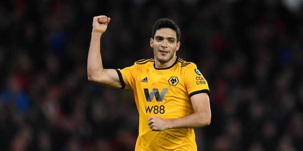 Raúl Jiménez anota en triunfo del Wolverhampton en la FA Cup