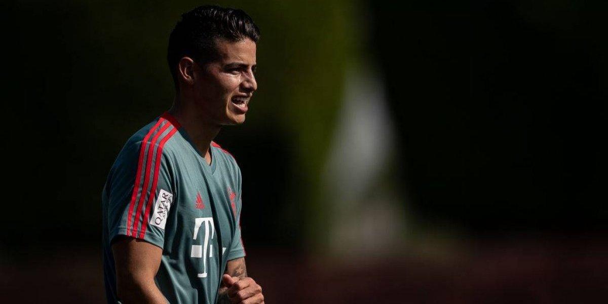Arsenal sacó la billetera y habría ofrecido 63 millones de euros por James Rodríguez