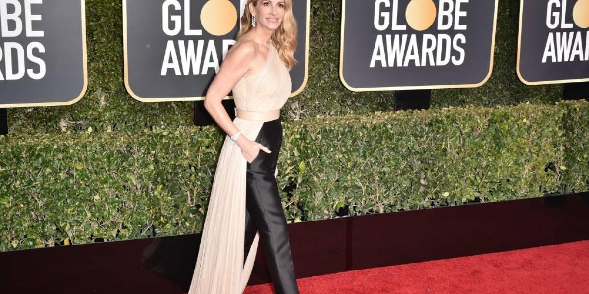 Globo de Ouro: Julia Roberts e outras atrizes que arrasaram de calças e terninhos