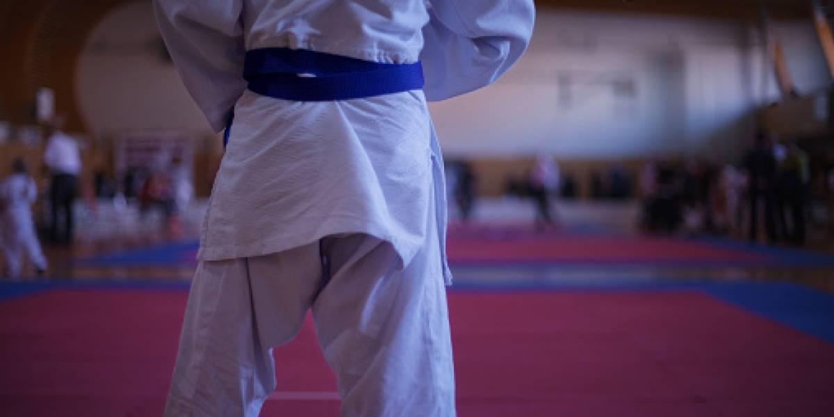 Secuestrador entra a escuela de karate y lamenta su decisión