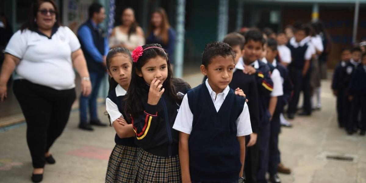 Ministerio de Educación da a conocer los proyectos para 2019