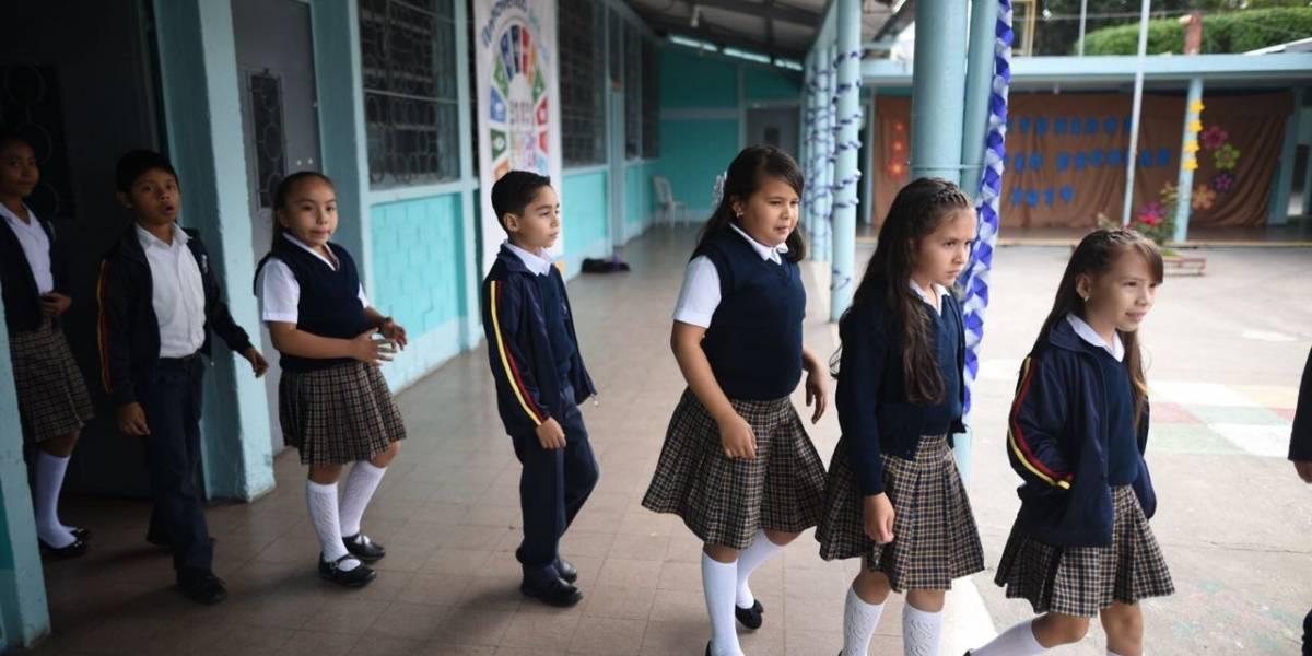 Señalan que unos 600 mil menores en edad escolar no asisten a clases