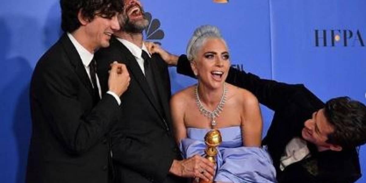 'Shallow' de Lady Gaga gana el Globo de Oro a mejor canción