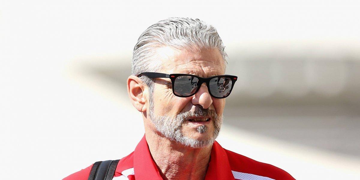 Ferrari despide a su director de escudería
