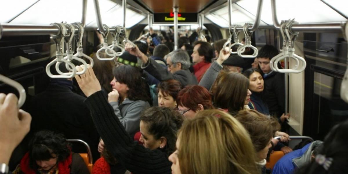 Nueva alza en el Metro de Santiago lo deja hasta en 800 pesos