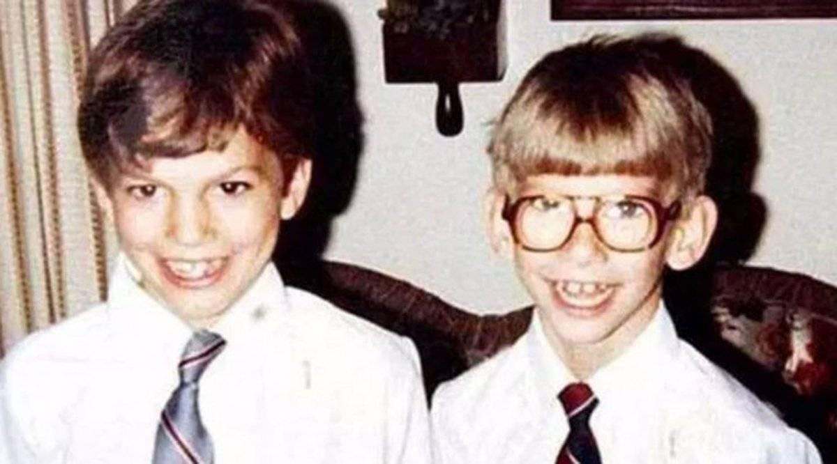 Ashton Kutcher y Michael
