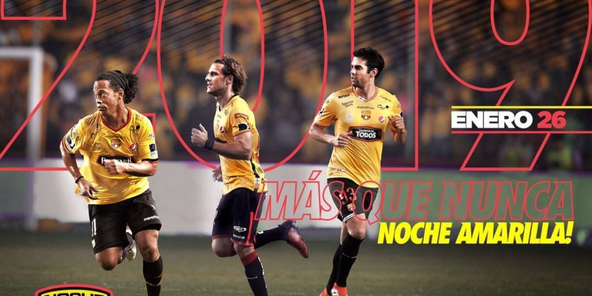 Barcelona SC dio a conocer los precios de las entradas para la Noche Amarilla 2019