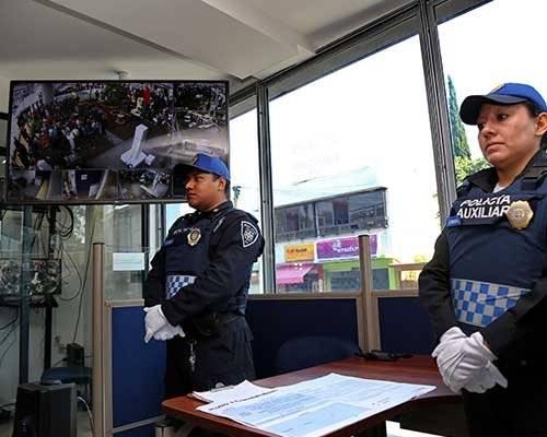 Policías CDMX Cortesía.