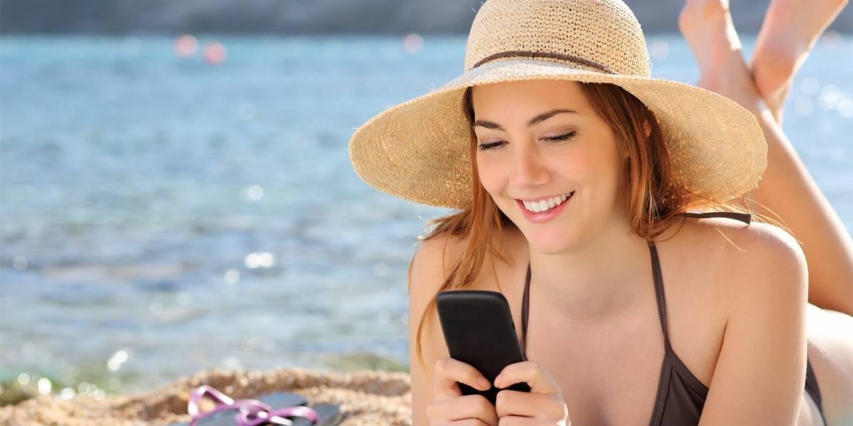 WOM lanza plan de roaming por un día para sus clientes de prepago