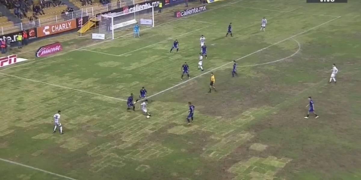 Dorados posponen juego de Copa MX por mal estado de su cancha