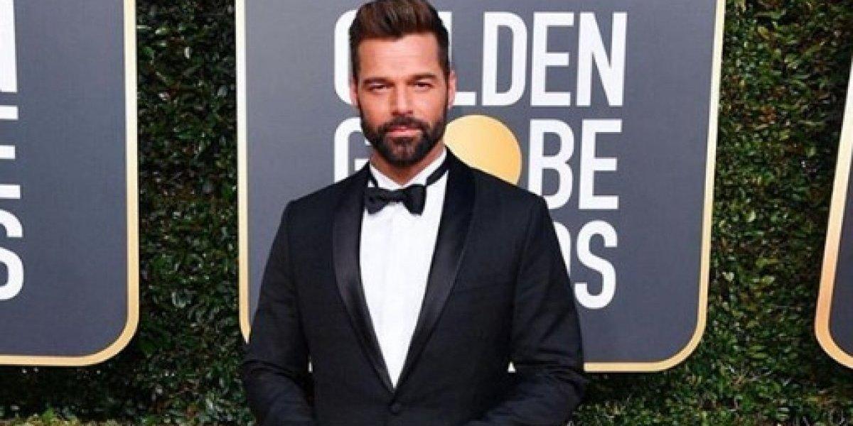 Ricky Martin anuncia que está esperando otro bebé