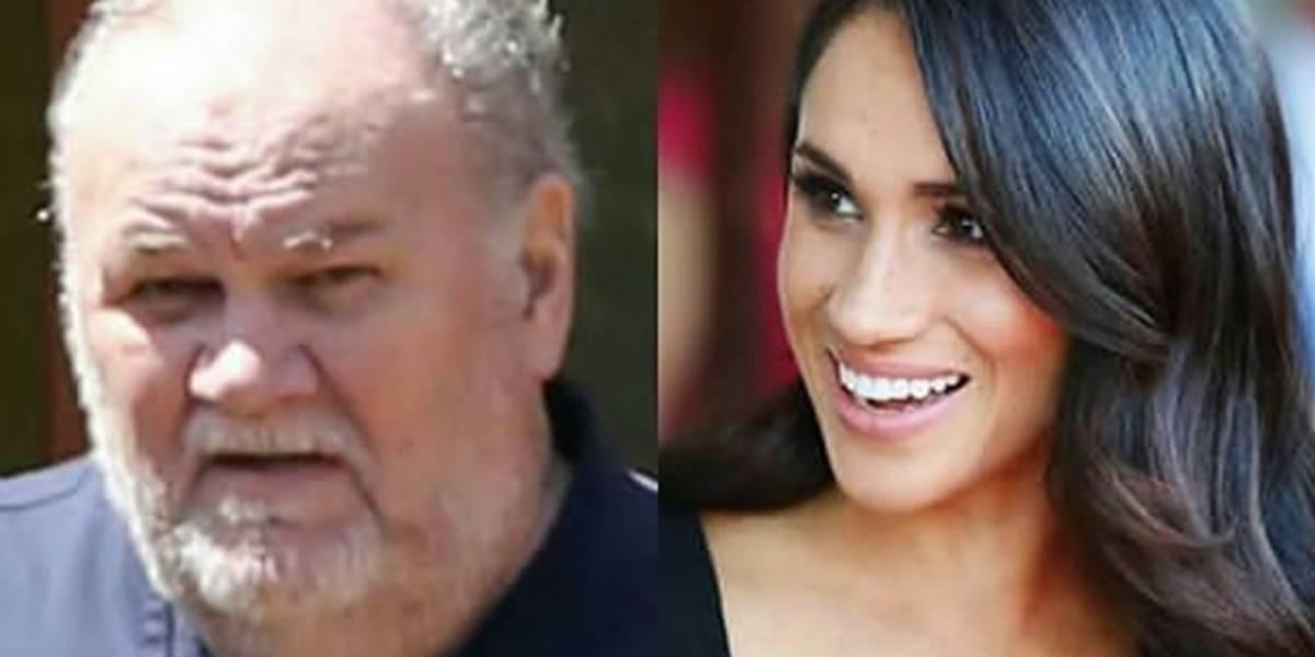 Padre de Meghan amenaza al príncipe Harry y envía contundente mensaje a la duquesa