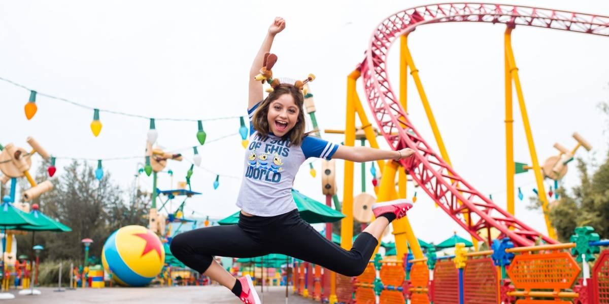 """Protagonista de """"Soy Luna"""" de Disney Channel en Español pasa unas vacaciones mágicas en Disney"""