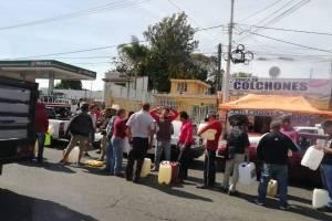 Gasolina Michoacán