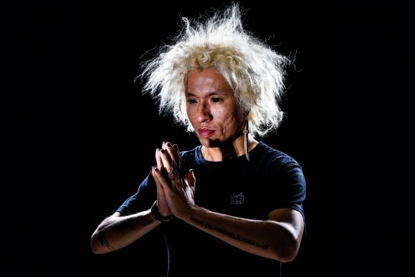 Yannick Afro Samurai