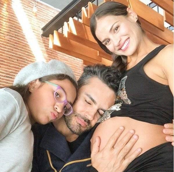 Fabián Ríos y Yuly Ferreira tendrán un segundo hijo Internet