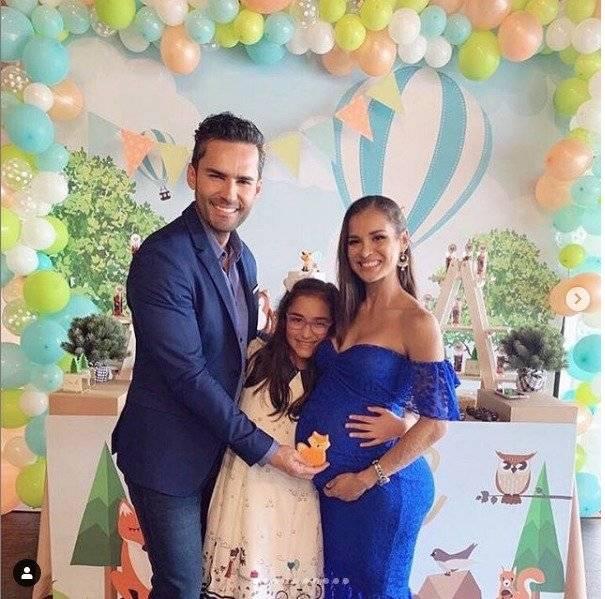 Fabián Ríos y Yuly Ferreira revelan que el bebé que esperan es un niño