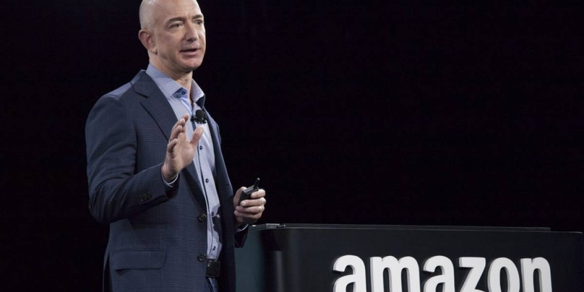 Como a Amazon se transformou na empresa mais valiosa do mundo