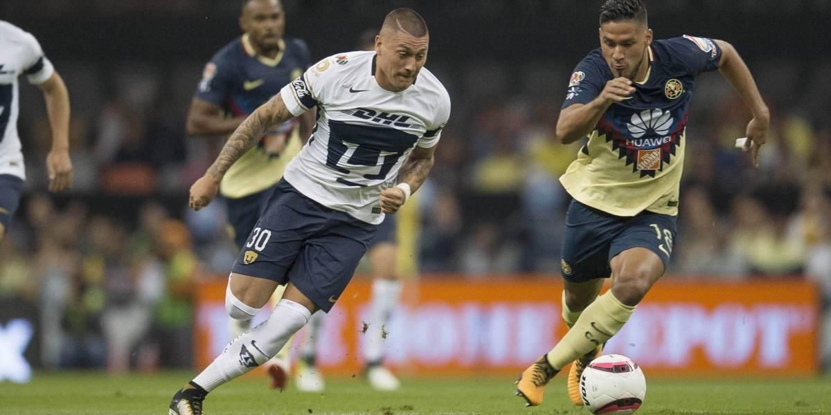 VIDEO: 'Nico' Castillo y sus mejores goles, pero con los Pumas