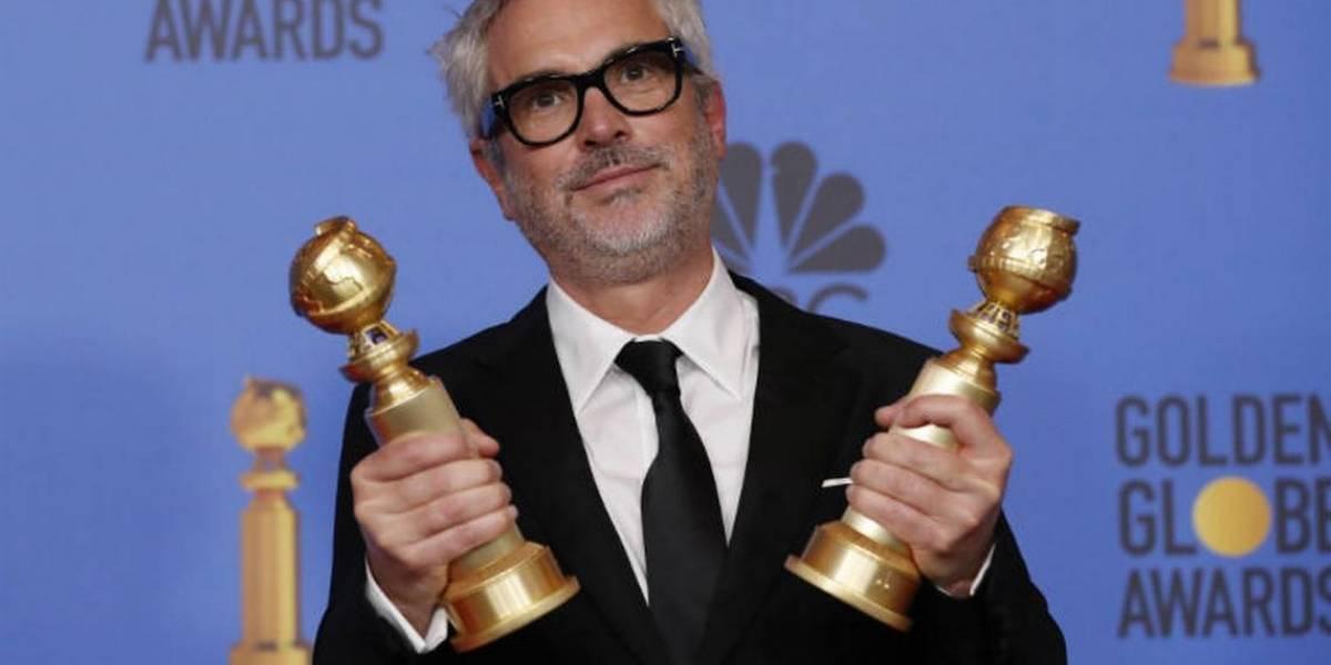 VIDEO. Alfonso Cuarón fue víctima de humillación en la alfombra roja de los Golden Globe