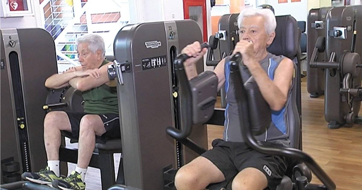 academia idosos