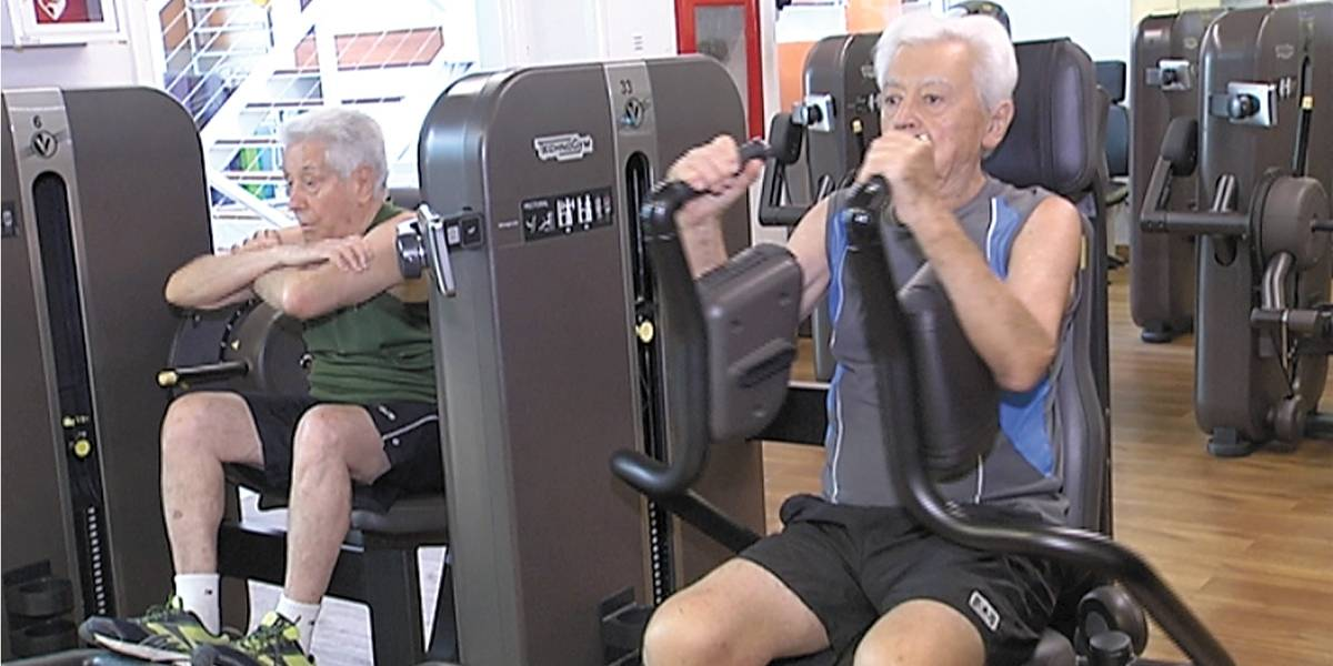 Exercícios impedem avanço do Alzheimer