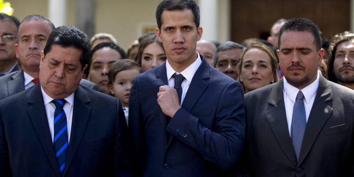 """El clamor del Congreso de Venezuela a los gobiernos del mundo: hay que parar con la """"usurpación"""" y tener elecciones libres"""