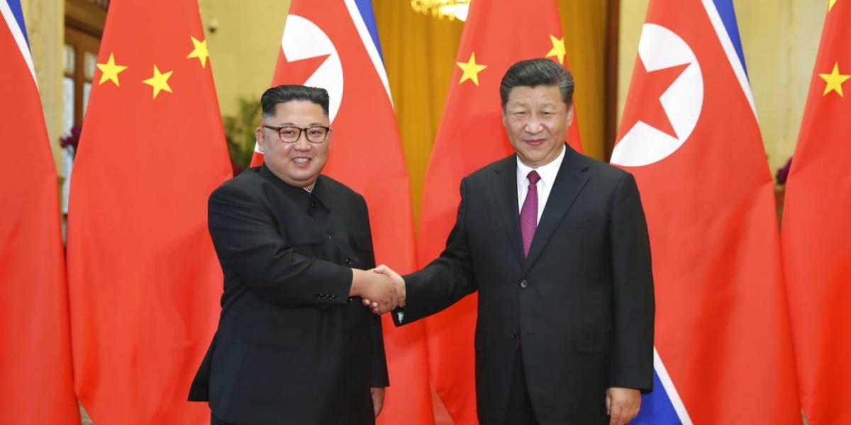 Kim Jong-un viaja a China entre expectativas de una segunda cumbre con Trump