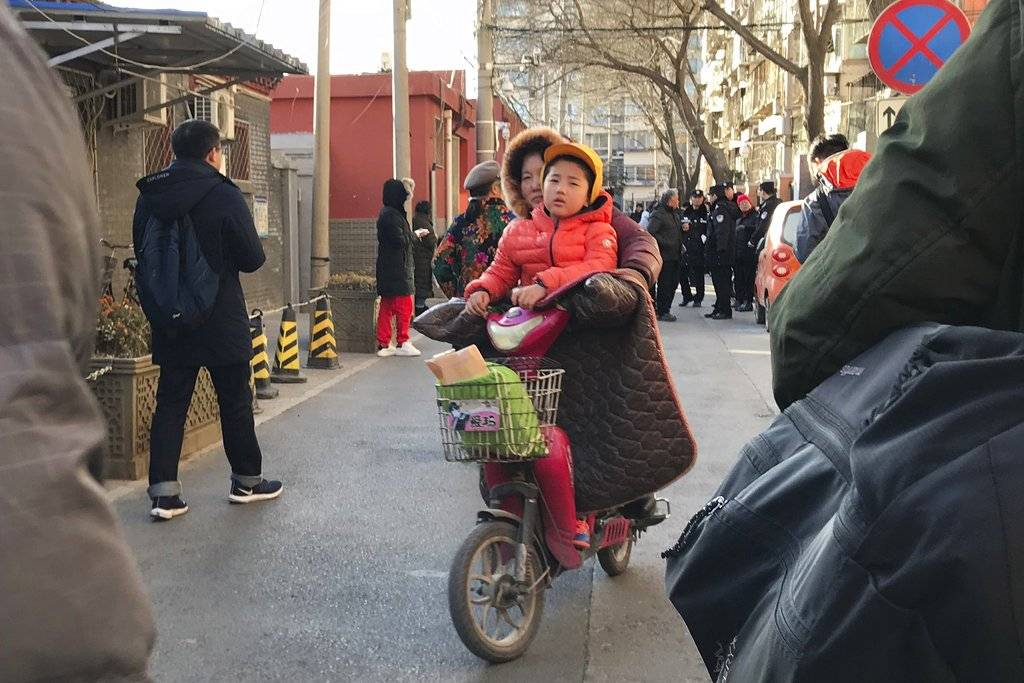 Sujeto hirió a 20 niños en un colegio de Pekín