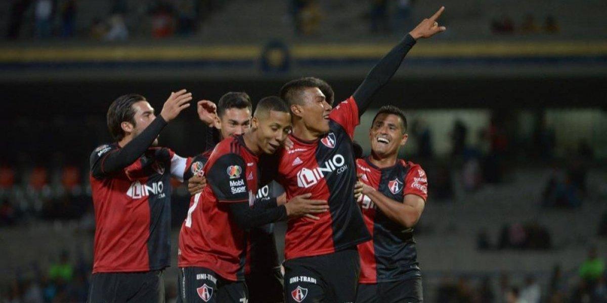 Atlas debuta en Copa MX con triunfo de visita ante Pumas